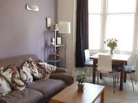 Sunny 2 double bedroom flat Garnethill