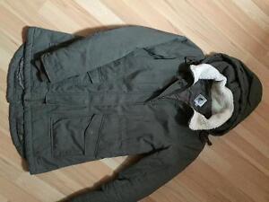 Manteau volcom d'hiver