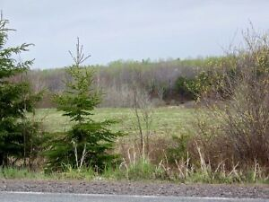 Prime building lot (4 A) with view...minutes from Tatamagouche