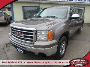 2012 GMC Sierra 1500 WORK READY NEVADA EDITION 6 PASSENGER 4.8L