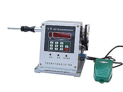Fd-730 Computer Controlled Coil Transformer Winder Winding Machine 0.03-1.8mm