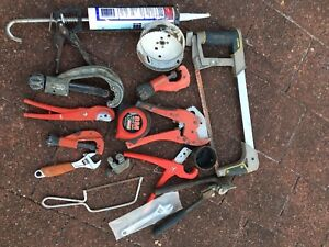 Plumbing hand tools Driver Palmerston Area Preview