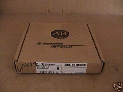 Sealed Allen Bradley 1784-ktcx151784ktcx15 Series B Warranty