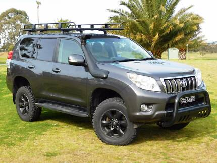 2012 Toyota LandCruiser Wagon Murray Bridge Murray Bridge Area Preview