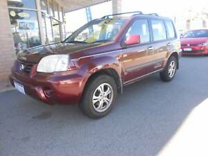 2003 Nissan X-trail ST 4X4 Wangara Wanneroo Area Preview