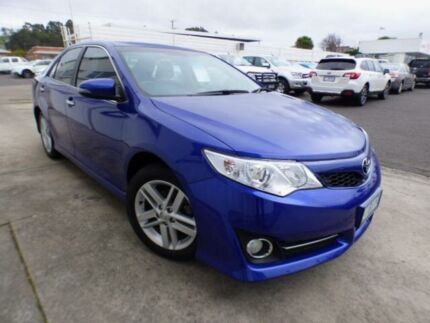 2015 Toyota Camry CAMRY L4 ATARA S 2.5L PETROL AUTOMATIC SEDAN 3062490 004 Blue Automatic Sedan Devonport Devonport Area Preview