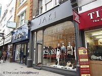 JAKI Ladieswear Sales Assistants Required