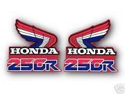 Honda Gas Tank Stickers