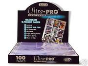 Ultra Pro Pages