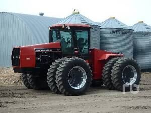 9250 Case IH Tractor
