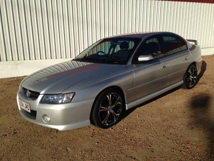 2006 Holden Commodore Sedan