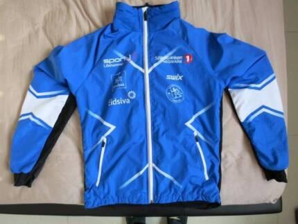 SWIX Cross Country Ski Jacket Size M