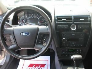 2007 Ford Fusion Sel 3.0 V6 Sedan (Leather Seats) London Ontario image 2