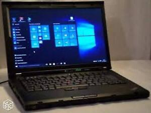 Intel Core i7 Lenovo 8 gb Ram HD Graphic 120 gb SSD WiFi Laptop