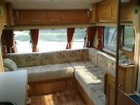 Compass Magnum Classic 540 4 Berth Fixed Bed & Motor Movers