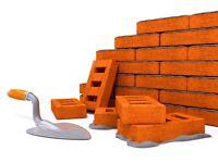 Retauration de briques er Maconnerie
