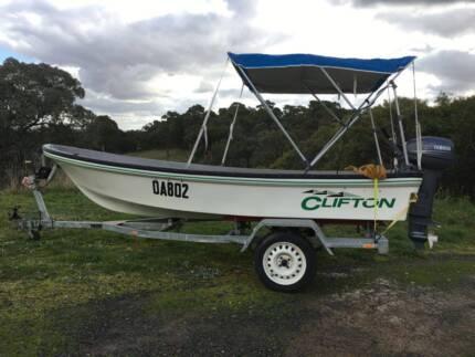 Clifton Long Boat