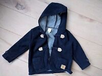 Jasper Conran Duffel Coat | Excellent Condition | Age 18-24 months | £10