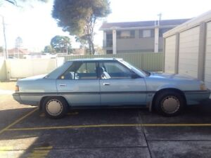 1989 Mitsubishi Magna Sedan Soldiers Point Port Stephens Area Preview