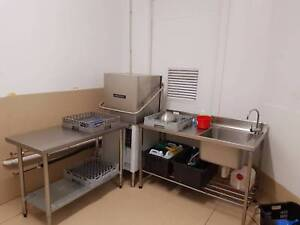 Commercial Kitchen - for rent by the hour $22.50-$16.00