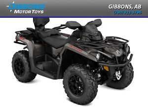 2017 Can-Am Outlander MAX XT 570 Pure Magnesium Metallic