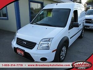 2012 Ford Transit Connect CARGO MOVING XLT MODEL 2 PASSENGER 2.0