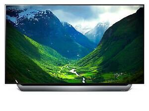 "LG 65"" 4K UHD Smart OLED TV - C8 Series"