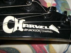 Charvel by Jackson -Model 4 1986