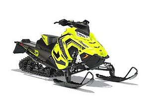 2018 Polaris Switchback Assault800H.O. Cleanfire 144Electric 1.3
