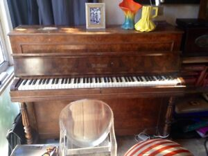 Antique piano , Bord , made in Paris late 1800 Beaumaris Bayside Area Preview