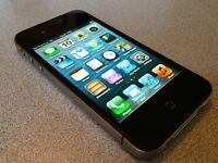 IPHONE 4S 16GB NEW/NEUF WORK WITH BELL/VIRGIN