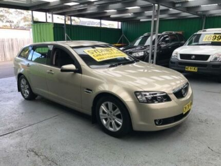 2008 Holden Calais VE MY09 Gold 5 Speed Automatic Wagon