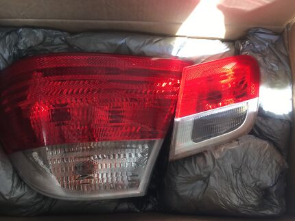 BMW E320 2001 Front and Rear Lights Belmont Belmont Area Preview