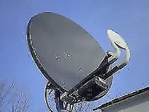 Satellite Dish and OTA Antenna Installation