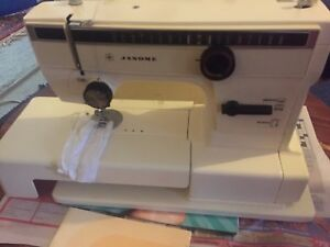 Janome Sewing Machine Clovelly Park Marion Area Preview