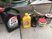 Oil, jack, grease Morley Bayswater Area Preview