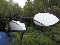 Falcon caravan mirrors