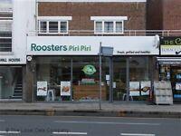 Roosters Piri Piri- For Sale (Harrow)