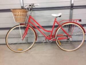 Ladies City Shopping Retro Bike Eltham Nillumbik Area Preview