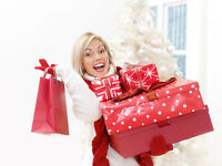 What a Women Wants for Christmas Trade Show