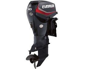 2017 Evinrude Evinrude E-Tec 40 HP E40DRGL