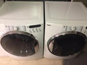 64- KENMORE HE3 Laveuse Sécheuse Frontale Frontload Washer Dryer