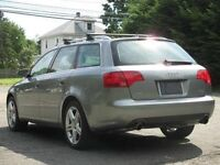 Audi A4 wagon 2007 excellent condition