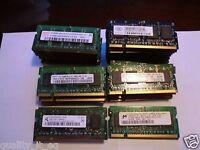 JOB LOT OF COMPUTER PARTS LAPTOP & DESKTOP RAM, HARD DRIVES, PROCESSORS