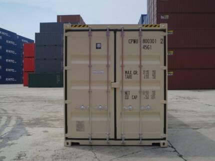 NEW 40' Shipping Container