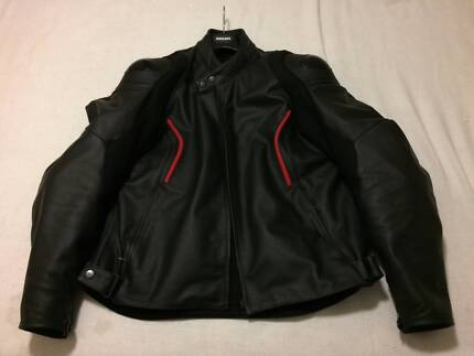 leather jacket mens ducati dianese