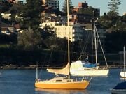 Endeavour 26 Yacht Race Boat Fairlight Manly Area Preview