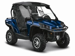 2012 Can-Am Commander Limited 1000 Only $12,499