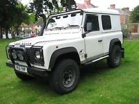 1996 Land Rover Defender 90 300tdi