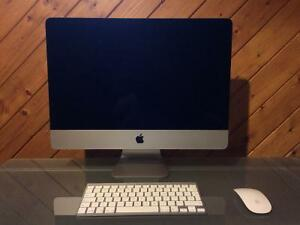 "iMac 21.5 "", mid-2014, 500 gb disque dur, 8gb ram, slim"